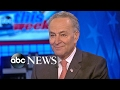 Chuck Schumer on Womens March: Marching Part of The Grand American Tradition