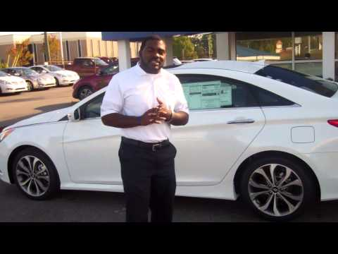 2014 Hyundai Sonata 2.0T | Tameron Hyundai | Jay Johnson, New Car Sales