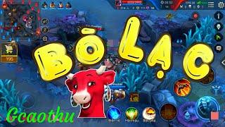 [Gcaothu] Sự Thật thú vị về hành trình bắt lẻ úp sọt của Thánh Kéo Grakk - Troll game siêu lầy
