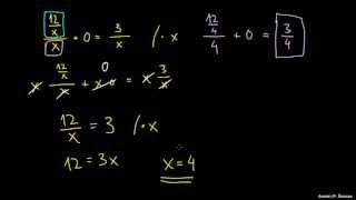 Težje enačbe 6