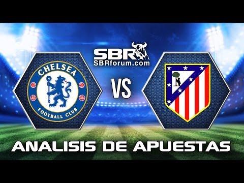 Chelsea vs Atletico Madrid | Apuestas Deportivas | UEFA Champions