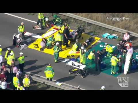U.K. Pile-Up Involves More Than 100 Vehicles