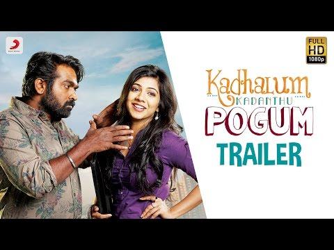 Kadhalum Kadanthu Pogum Teaser