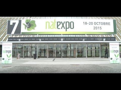 Natexpo 2015 : la salon de toute la filière bio