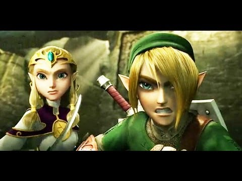 CG Legend of Zelda Movie Pitch (2007) OFFICIAL HD
