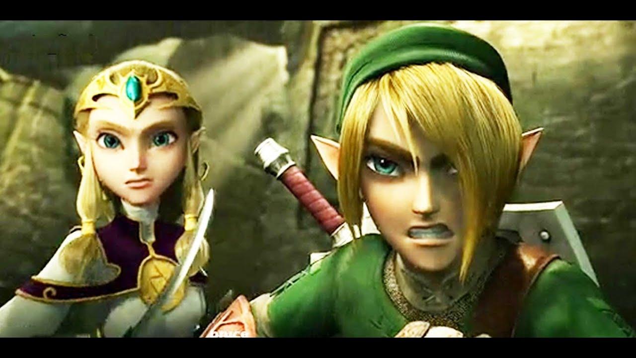 【薩爾達傳說 CG Legend of Zelda Movie Pitch】【Yao】