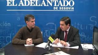 """Julio Sanz Orejudo: """"el juzgado de lo Mercantil está colapsado debido a la crisis"""""""