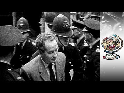 Great Train Robber Ronnie Biggs Dies