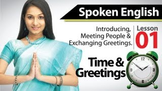 English Speaking Basic English Training Module Chapter