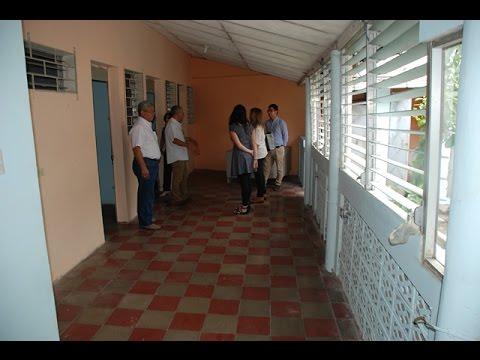 Iglesia inaugura casa para migrantes y refugiados.