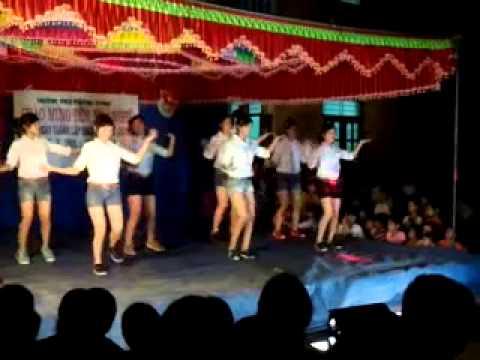 Nhảy Day By Day T-Ara [9A - THCS Thường Thắng]
