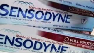 Sensodyne Commercial With Stephen Lim, DDS NYC Dentist.mp4