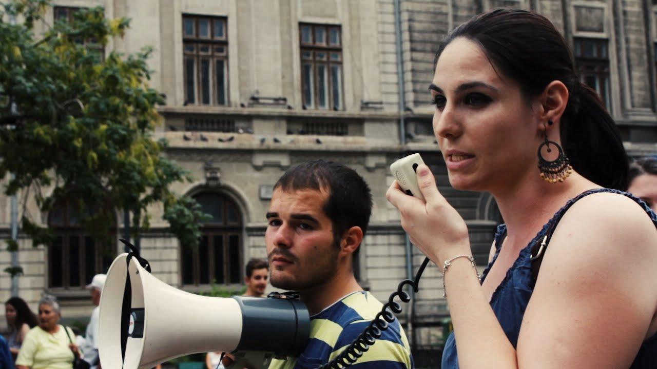 Protest de condamnare a violului și justiției nedrepte