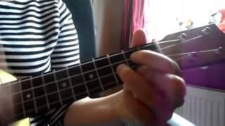My Heart Will Go On Chords/Strum (Easy) Ukulele Tutorial