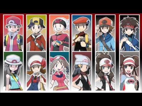 Pokemon - All Gym Leader Battle Themes V2