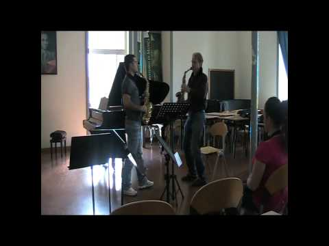 Arno Bornkamp Masterclass Salerno June 27 2010 Demersseman Fantaisie sur un Thème Original part 1
