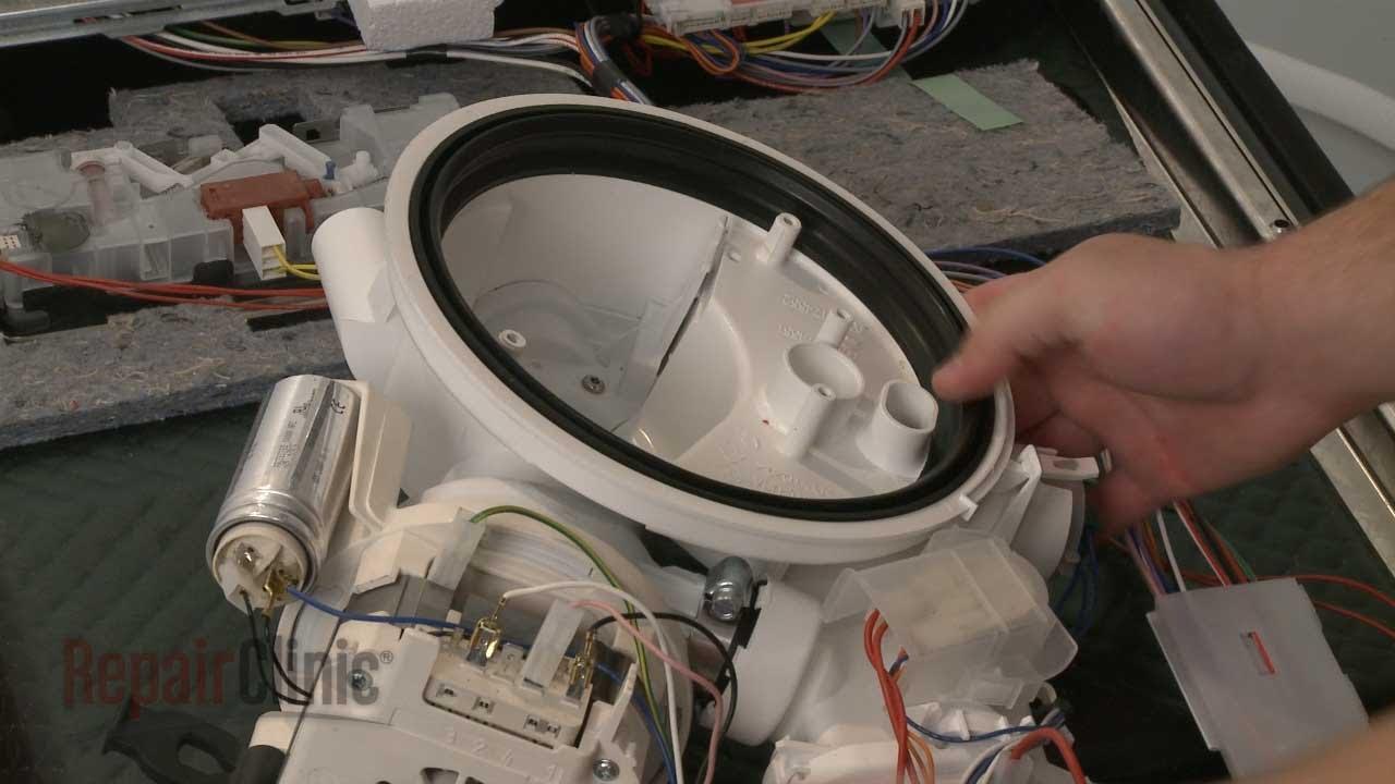 Dishwasher Pump Gasket Replacement ndash Bosch Dishwasher