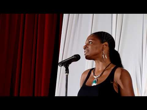 Audra McDonald sings I Wont Mind by Jeff Blumenkrantz during the R Family Vacations trip