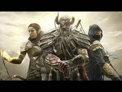 Hình ảnh trong video The Elder Scrolls Online Gameplay