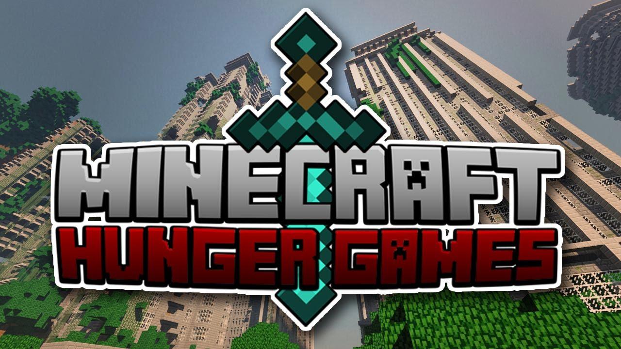 Minecraft Hunger Games (My Map) Minecraft Map