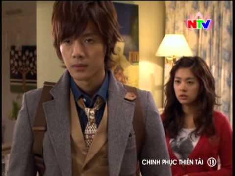 Chinh phục thiên tài -  Tập 18 - Chinh phuc thien tai - Phim Han Quoc