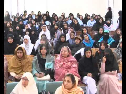 Inter Collegiate Husn E Qirat & Naat Competition Govt College For Women Gulshan E Ravi Pkg By Akmal Somroo City42