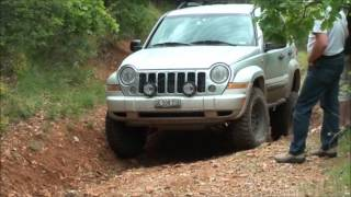 Jeep Liberty Tail Light videos