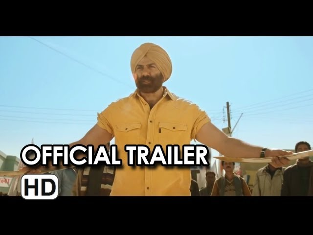 SINGH SAAB THE GREAT Trailer Teaser (2013)
