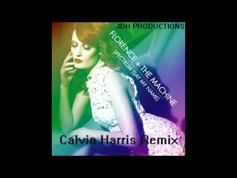 Florence & The Machine - Spectrum (Say My Name) Calvin Harris Remix