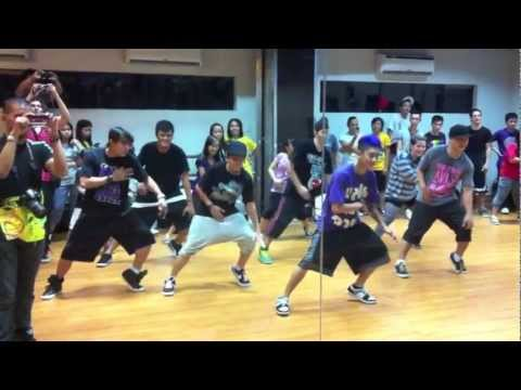 ON SPOTLIGHT: DUMBO of POREOTICS (ABDC Season 5 Champ) - 08/22/11