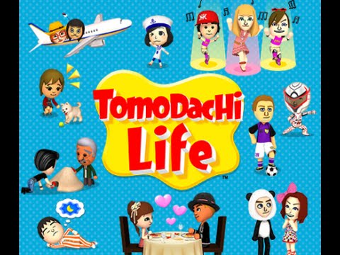 Prova registrazione video da 3DS - Tomodachi Life