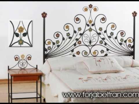 Cabeceros de Forja : Muebles y Decoracion en Forja