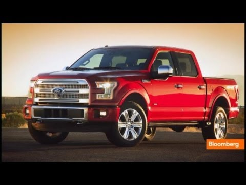 VW Tops GM in China as Ford's F-150 Slims Down