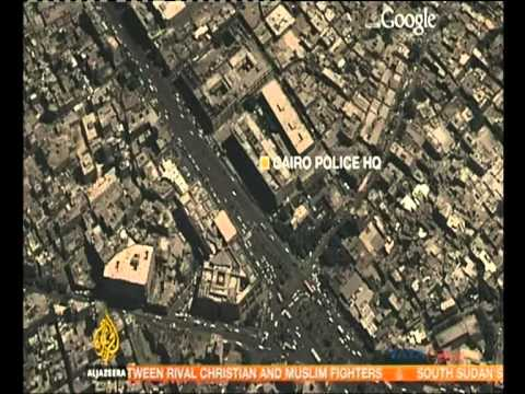 Car bomb blasts rock Cairo