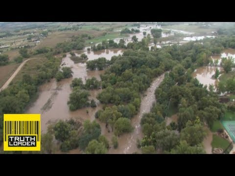 When fracking meets flooding - is Colorado headed for disaster?