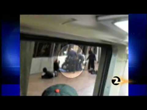 Cops shoot unarmed man in the head