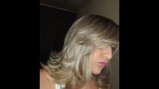 Retoque de mechas no cabelo!!!! Como fazer.....