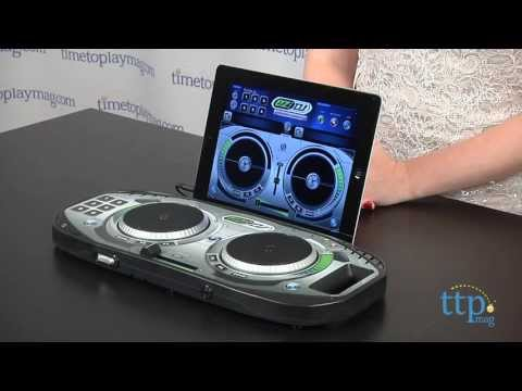 EZ Pro DJ Mixer from Jakks Pacific