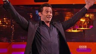 Hugh Jackman's most embarrassing moment - The Graham Norton Show