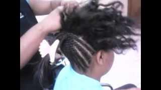 Tranças Nago Com Tati Cabelos Afro