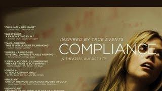 Thriller COMPLIANCE TRAILER Ann Dowd, Dreama Walker