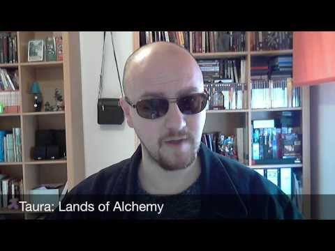 RPG Made In Spain - Review: Lands of Alchemy