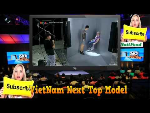 Vietnam Next Top Model 2014 Tập 2 Full HD