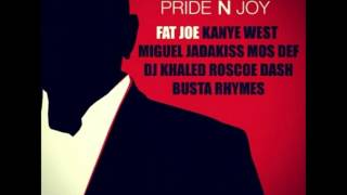 Fat Joe Feat. Kanye West , DJ Khaled & Miguel Pride N