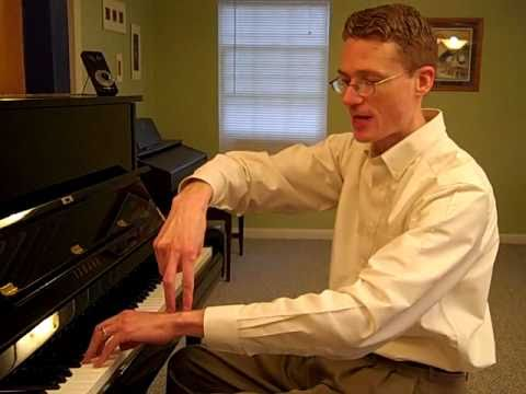 Free Piano Lessons for Kids - Lesson 21 - Hand-over-hand Arpeggios