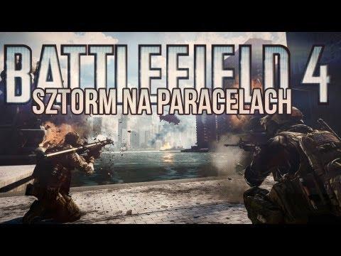 Battlefield 4 - ROZGRYWKA PRZEDPREMIEROWA (Sztorm na Paracelach)