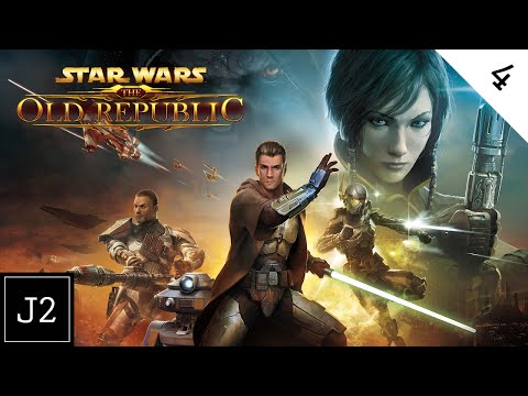 Let's Play Star Wars The Old Republic - 4 [What A Hutt Wants, A Hutt Gets]