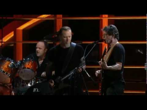 Thumbnail of video Metallica (w/ Lou Reed)