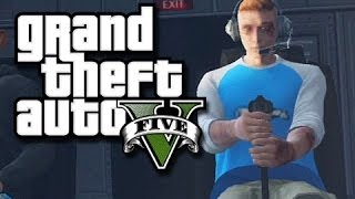 GTA 5 Online Funny Moments! - How to Land a Plane! (GTA 5 Plane Glitches)