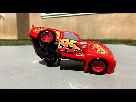 Disney Cars 3 Toys Lightning McQueen Thomas and Friends Toy Trains Percy